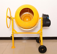 240L Electric Motor Sand Stone Mixing Cement Mixer Concrete Mixer for Mortars
