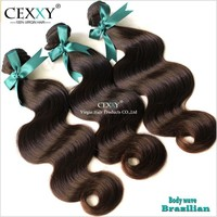 Top Quality 100 Unprocessed Virgin Brazilian Human Hair Wet And Wavy Weave
