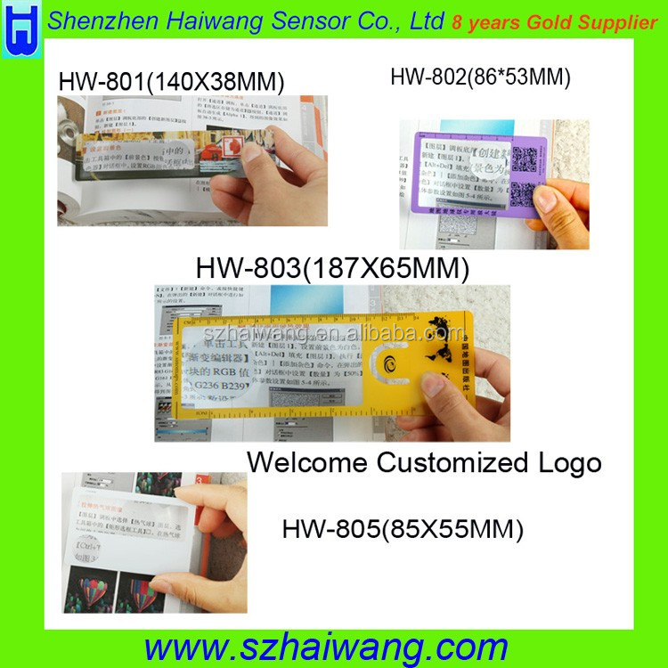 Promotional-Bookmark-with-Ruler-Reading-Magnifier-3X-6X-187-65mm-Hw-803A (2).jpg