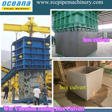 Concrete drain pipe vertical vibration type machine,cement pipe making machinery