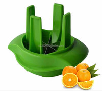 Kitchen Utensil Plastic Vegetable Fruit Slicer Pop Vegetable Fruit Chopper for Salad