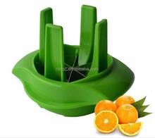 Kitchen Utensil Plastic Vegetable Fruit Slicer Pop Vegetable Fruit Chopper for Salad