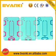 Good Protective 2in1 For iPad Mini case,Factory directly customized for Apple ipad mini case for silicone mini ipad case