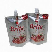 Excellent quality hot sale fresh juice pouch