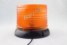 Emergency Single Flash Bulbs Amber Led Lamp Strobe Police Lights Waterproof
