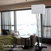 2014 USA New pattern modern Hospitality Metal Standard Lamp,Floor Lighting