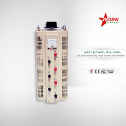 First Choice:3-Phase High quality variac, TSGC2-10KVA variable transformer