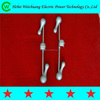 Eco-Friendly electric Transmission Line Fitting Vibration Dampers with helical wire