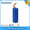 long cycle life rechargeable 18650 li ion battery pack lithium ion storage battery 12v 7ah 20hr battery