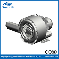 NSK Bearing Regenerative Blower Approved CE