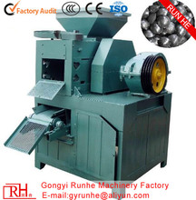 coal/charcoal ball making machinery hot sale at home and abroad