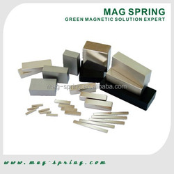 Neodymium Motor Magnet with Various Block Shape from powerful rare earth magnet