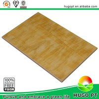 Lightweight Melamine Laminate Cement Cheap Facade Wall Panel