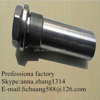 WC carbide nozzle stainless steel nozzle