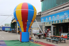 OPEN GRAND Giant inflatable balloons,Cold air inflation ground inflatable balloons
