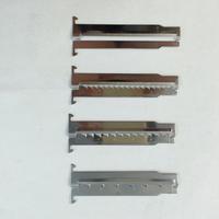 Factory direct sales 4 removable blade spiral vegetable slicer chopper
