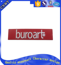 Top 3 sale name tag/metal nameplate pin with high quality