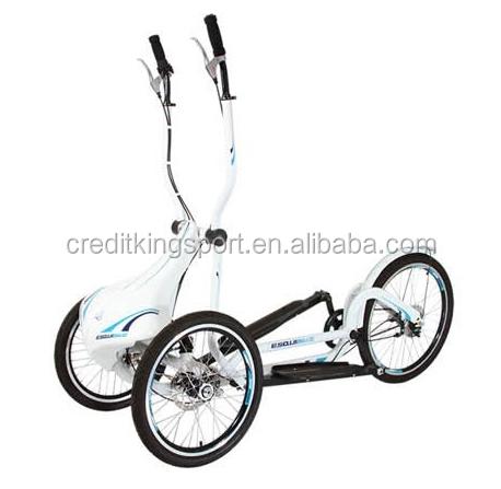 elliptical machine sigma