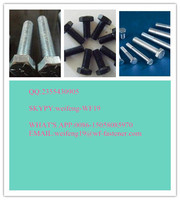 Made in china High quality and low price black collated m42 hex bolt grade 8.8