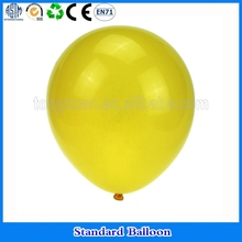Natural rubber balloon for children toy and palying game