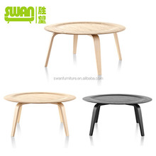 3018 wholesale solid wood slab coffee tables