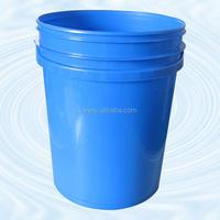 plastic barrel of lubricants