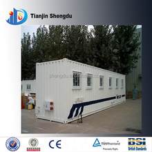 Nice apperance durable low cost two storey prefab houses