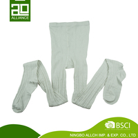 Warm Open Crotch Tights Baby Leggings Comfy Children Pantyhose