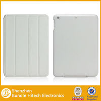 Foldable smart cases for ipad air with retail package