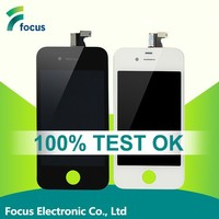 Factory price!!! Mobile Phone for iphone 4s lcd touch screen assembly