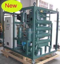 Super alta aceite del transformador de tensión equipos de procesamiento de, Aceite limpio del sistema para superácidos de extremo a extremo 700KV transformador planta de energía