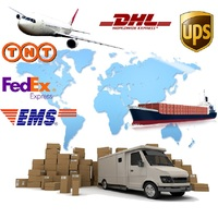 International dhl express china to india with cheapest price