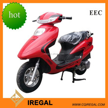 China Gasoline Scooter Motorcycle 110cc Sale
