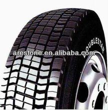 12R 22.5 radial tubeless truck tire with low price