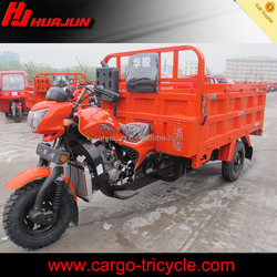 Cargo transport tricycle motorcycle/Chinese original motorcycle tricycle factory