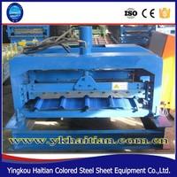 Color Roof Bending Steel Corrugated Machine Line