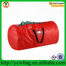 Wholesale Large Delux Red Holiday Christmas Tree Storage Bag