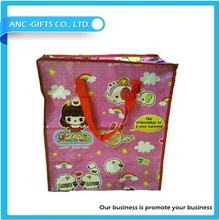 Eco-friendly Recyclable High Quality Laminated Shopping PP Non Woven Tote Bag