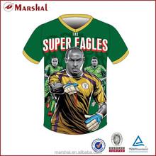 Men's New Designed Cool Soccer Uniform,design your shirt soccer shirt