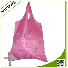 Lovely Pink Rabbit Folding Shape Shopping Bags