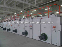 PP biaxial geogrid machine, highe strength plastic production line