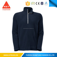 100% Polyester Embroidered Man Hunting Fleece Jacket --7 years alibaba experience