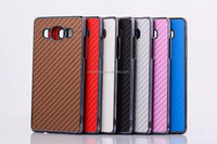 Carbon Fiber Leather Hard Case For Samsung Galaxy A5