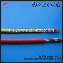 Fábrica de vender direto construção fios e cabo elétrico