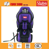 ECE R 44/04 child safety car seat for Group 1+2+3 (9-36KG) with 6-position height-adujustable headrest