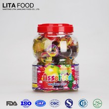 Best Quality Assorted Candy Fruit Jelly
