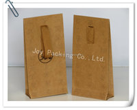 Christmas Kraft Paper Bag Promotion for Coffee or Gifts