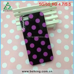 "Fashion Polka Dot Soft TPU Case Cover for Apple iPhone 6 4.7"" 5.5"""
