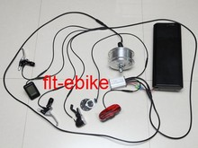 SanYang Rack Battery Bicycle Engine Kit With 15A Controlller