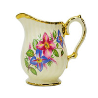 ceramic clay custom unique wholesale cheap colorful water jug